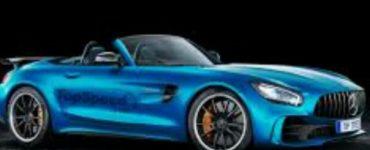 2020 Mercedes AMG GT R Roadster Siap Dipasarkan