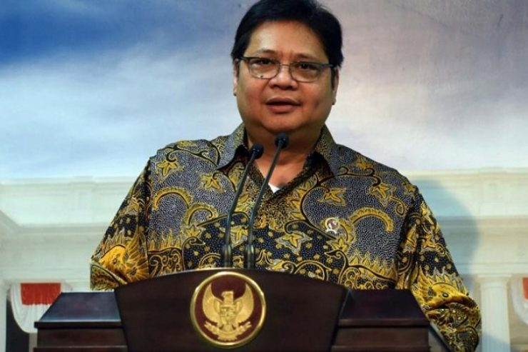 Airlangga: Saya Dorong Indonesia Jadi Pusat Fesyen Muslim Dunia