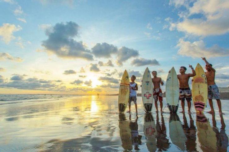 Bali Bakal Jadi Tuan Rumah Kejuaraan Selancar Dunia