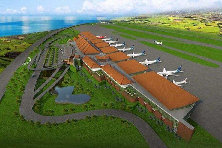 Bandara Bali Utara Ditarget Bakal Beroperasi Tahun 2025