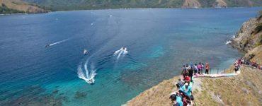 Banggai Jadi Destinasi Wisata Mancing Favorit Wisatawan