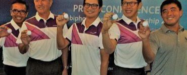 Dukung Pegolf Indonesia, Combiphar Player Championship Ke-3 Siap Digelar