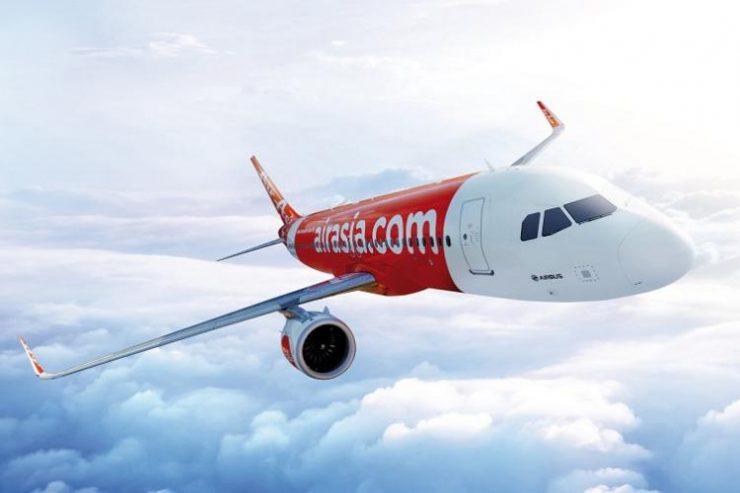 Genjot Pendapatan, AirAsia Sediakan 1,9 Juta Kursi Promo