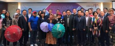 Indonesia Gelar WI Sales Mission Golf di Korea Selatan