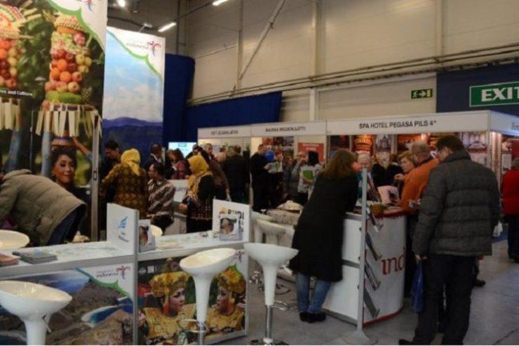 Indonesia Jaring Wisman Estonia di Pameran Tourest Travel Fair