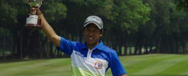 Indra Hermawan Juarai Gelar Kedua Indonesian Golf Tour 2018