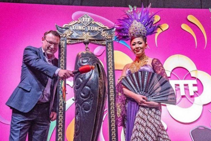 Jaring Wisman, Wonderful Indonesia Promosi di TTF Belanda