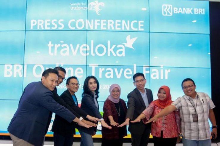 Kemenpar Dukung BRI Online Travel Fair Dorong Pariwisata