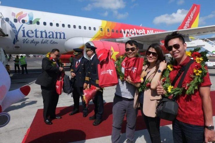 Kemenpar Gandeng Vietjet Air Datangkan Wisman ke Bali
