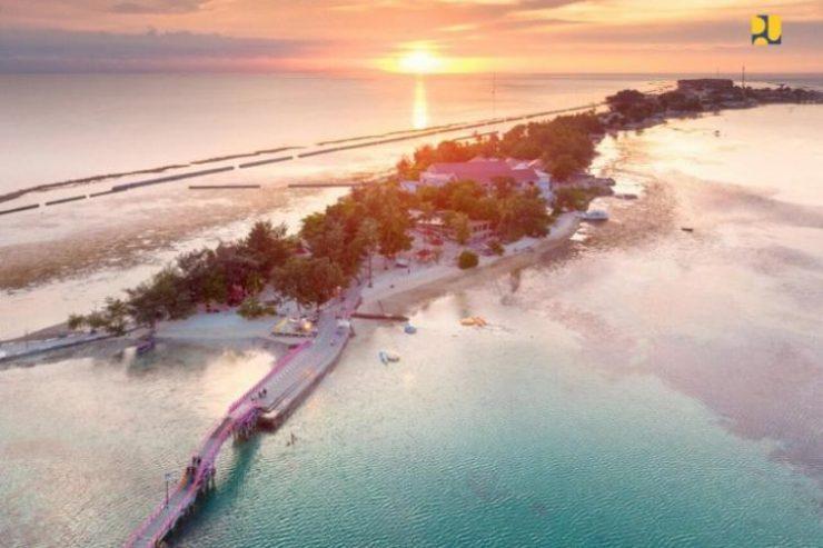 Kementerian PUPR Bangun Infrastruktur Pariwisata Kepulauan Seribu