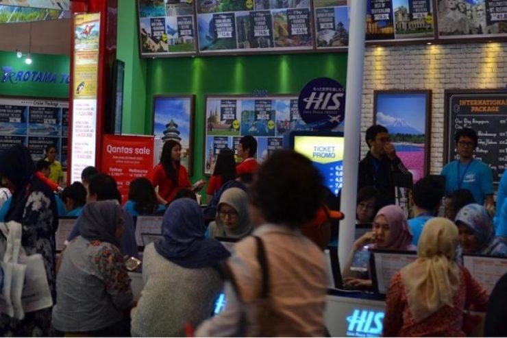 Kompas Travel Fair 2018 Targetkan Transaksi Rp138 Miliar Saja