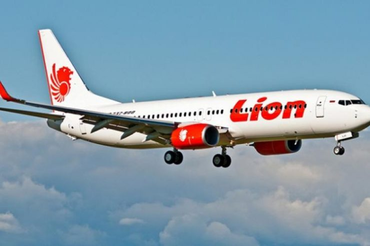 Lion Air Catat Ketepatan Waktu 85,97% pada Kuartal I
