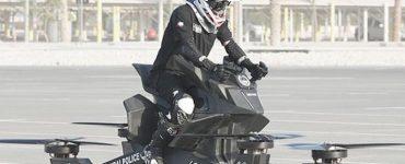 Motor Terbang, Hoverbike ini Dijual Sekitar Rp2 Miliar