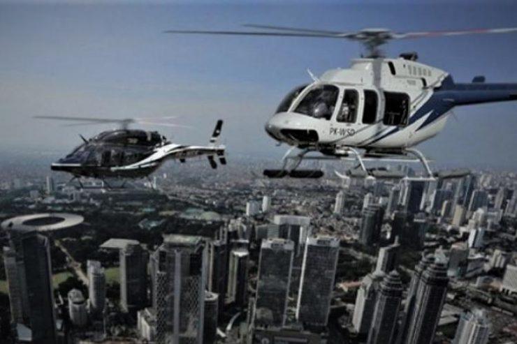 Musim Kampanye, Bisnis Charter Helikopter Whitesky Aviation Naik