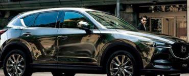New SUV Mazda CX-5 Kini Dibekali Mesin 2,5 Liter Turbo