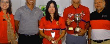 Pegolf Amatir Juarai Turnamen Indonesia Golf Tour Seri 3