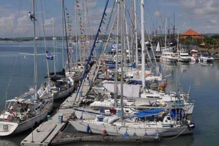 Pemerintah Berikan Kemudahan Bagi Yacht Asing di 19 Pelabuhan