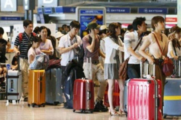 Sebanyak 71,3 Juta Wisatawan China Plesiran ke Mancanegara