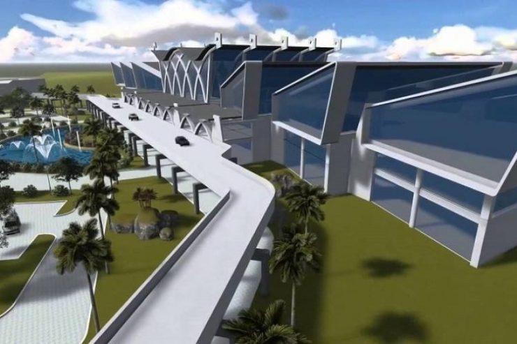 Terminal Baru Bandara Lampung Siap Tarik Minat Wisatawan
