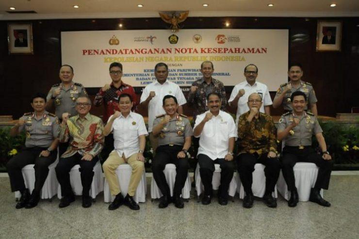 Ternyata Indonesia Negara Paling Aman Nomor 9 di Dunia