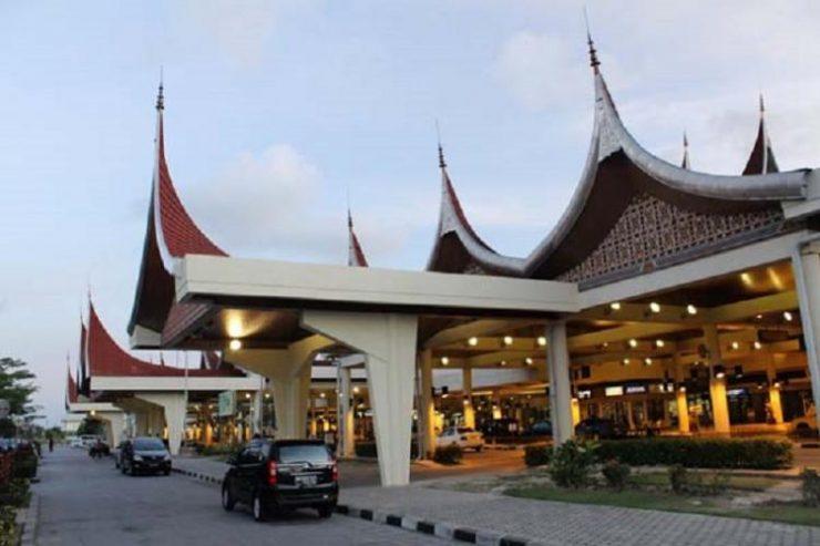 Tiket Mahal, Bandara Minangkabau Sepi Penumpang Turun 20%