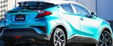Untuk Pasar Indonesia, Toyota pilih C-HR Bermesin 1.800 cc