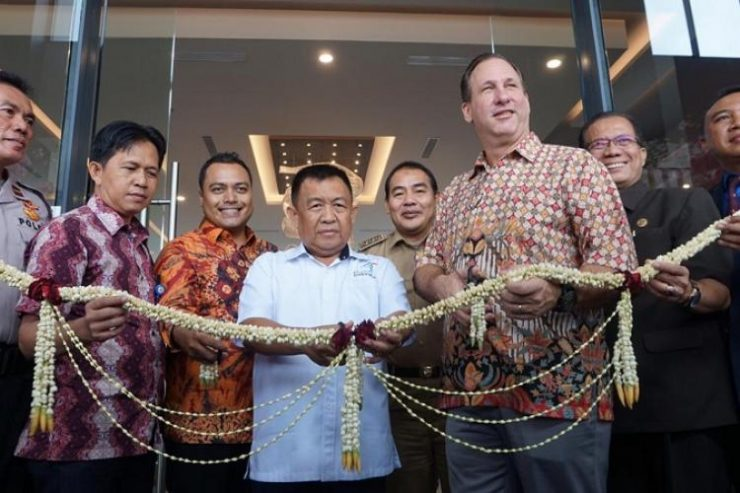 Archipelago Int'l Buka Hotel Harper Pertama di Sumatra