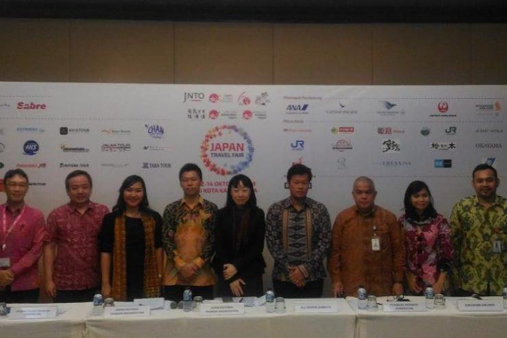 Japan Travel Fair Digelar Perkenalkan Destinasi Wisata Alternatif