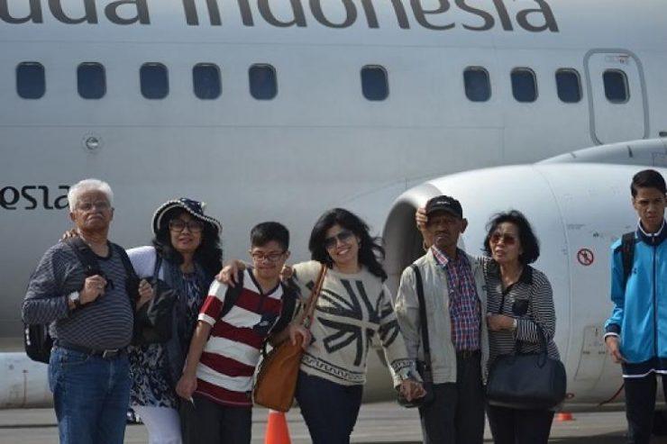 Wisatawan Indonesia ke Jepang Diprediksi Naik 30% Tahun Ini